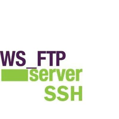 WS_FTP Server w/SSH 2-5 License + 2 Year Support